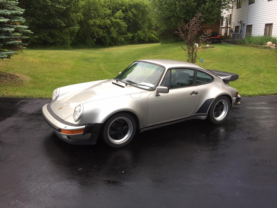 930 leaving after sunroof/ headliner repairs