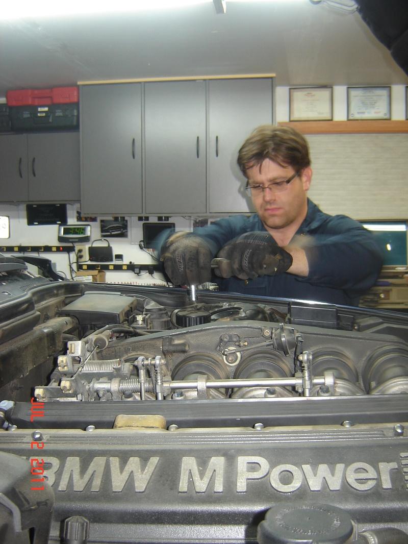 M5 EDC Strut Replacement