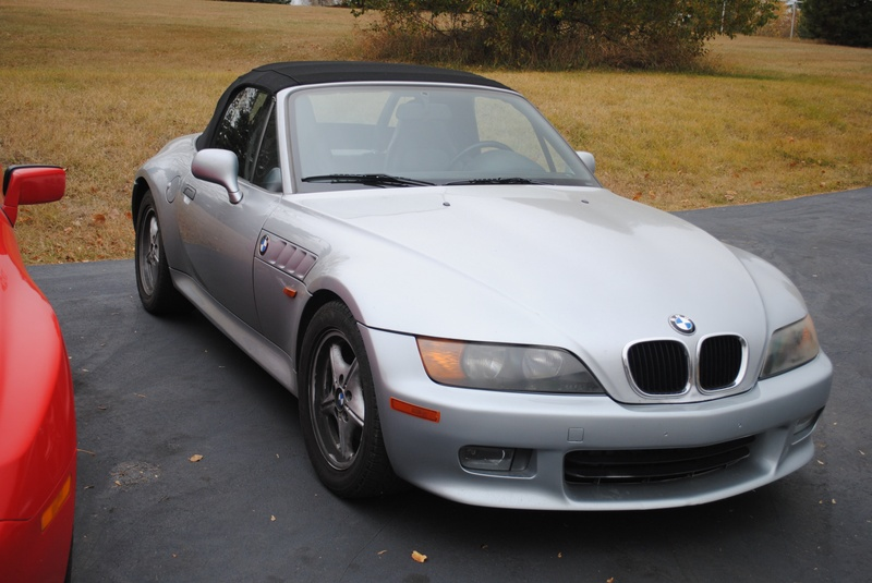 Z3 in for Brake and Diagnositic Work