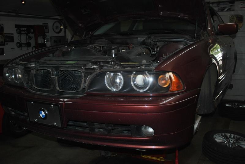 E39 530I