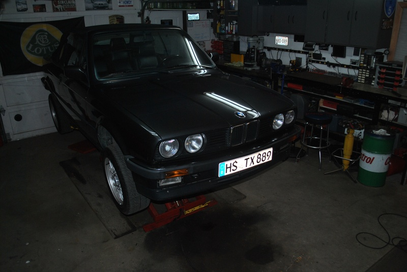 E30 Rear Suspension/ Subframe service