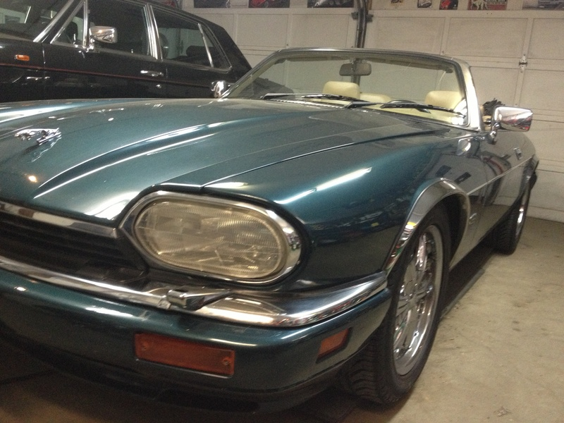 XJS in for front end service